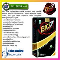 Bio 7 Bio seven Jamu tetes banyak manfaat dan khasiatnya