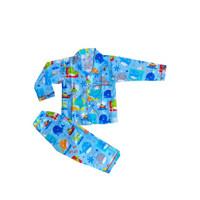 piyama baju tidur anak lengan panjang 1-11 tahun murah bisa COD