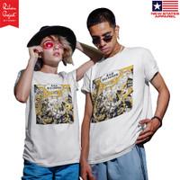 Kaos Musik Bad Religion Atomic Garden Band Punk T-Shirt Premium Import