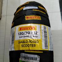 Ban Pirelli Diablo Rosso Scooter 130/70 ring 12 for vespa scopy freego