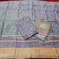 kain batik sarimbit keluarga cap tulis motif obinan bahan semi sutra