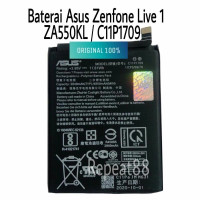 BATERAI ASUS ZENFONE LIVE 1 ZA550KL C11P1709