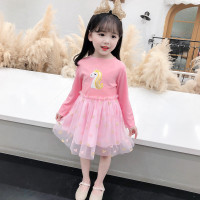 Dress Unicorn GI176 Dress Tutu Unicorn Anak