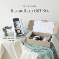 Hampers Lebaran Reed Diffuser by Souvie Scents | Parcel Lebaran
