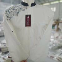 Baku Koko Pria Premium Lengan Panjang Kurta Muslim Terbaru Murah