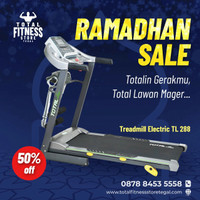 treadmill elektrik total