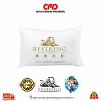 bantal pillow guling bolster dacron silicon restking clarissa