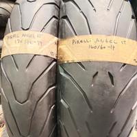 Ban Pirelli Angel ST 120 70 17 & 160 60 17 not Batlax Michelin Dunlop