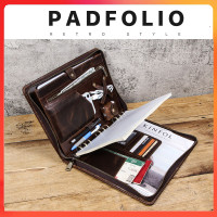 "Organizer Leather iPad Pro 11"" - iPad Pro 10.5 Shockproof Protective"