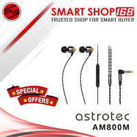 Astrotec AM800M earphone with Mic function