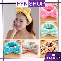 Fynshop ♛ AR26 Headband / Ikat Kepala / Bandana Cuci Muka