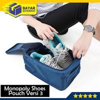 Tas Sepatu Olahraga Futsal Wisata / Monopoly Shoes Pouch Versi 3