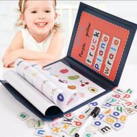 Buku Edukasi Spelling Game - Buku Pintar Belajar Membaca Anak