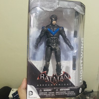 dc collectibles nightwing arkham knight