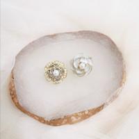 Ashley earrings/anting wanita:anting tusuk/anting stud/anting bunga