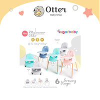 Sugar Baby My Chair Baby Booster and High Chair