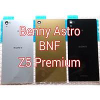 Back Cover - Back Door - Sony Xperia Z5 Premium - E6883 - SO-03H