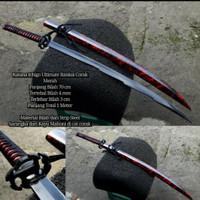 Samurai Katana ultimate bankai corak