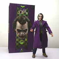 hot toys joker 1/4 scale