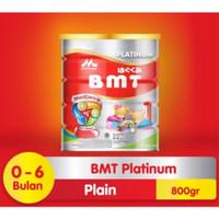 Susu BMT morinaga platinum 800gr untuk usia 0-6 bulan exp masih lama