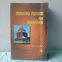 buku umum . psikologi industri dan organisasi