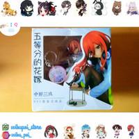 Action figure nakano miku chair ver. gotoubun no hanayome pvc anime