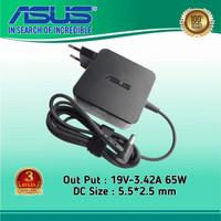 Adaptor Charger Laptop Asus A455L A455LA A455LB A455LD A455LF 19V-3.42