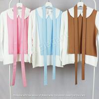 Baju atasan wanita terbaru / Blouse wanita / Atasan wanita - Random, M