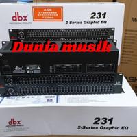 equalizer dbx231 dbx 231. 2x31 channel - dbx 231