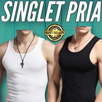 Singlet Pria Kaos Pria Baju Dalam Kaos Dalam Singlet Pria Nutex Nyaman
