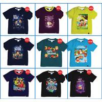 Kaos Anak Muslim Afrakids Laki -Laki Lengan Pendek - T-Shirt Anak