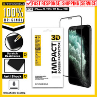 Screen Protector iPhone 11/Pro/Max/X/XS/XR Rhinoshield 3D Screen Guard