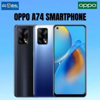 Oppo A74 Smartphone (6/128GB) Garansi Resmi