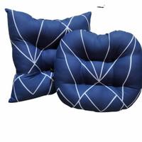 bantal duduk lantai / lesehan - seat cushion CAMEO 1 set 2 pcs