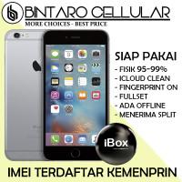 iPhone 6 Plus 128GB 64GB 32GB 16GB Resmi iBox FULLSET, not 6s - Ex-iBox, 16GB