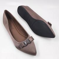 Laviola Shoes - Laviola Flat Shoes - 2854 LSW - KHAKI