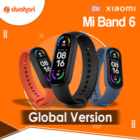 Xiaomi MiBand 6 AMOLED Mi Band 6 Smartwatch SpO2 ORIGINAL