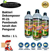 M21 Decomposer Formula Pupuk Organik Alami
