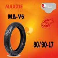 BAN LUAR MAXXIS 80/90-17 MA V6 TUBETYPE