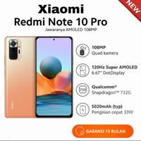 Xiaomi Redmi Note 10 Pro 8/128GB Garansi Resmi