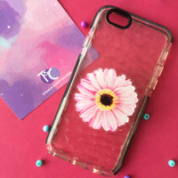 Popsocket / Phone Accessories - Pink Gerbera Daisy