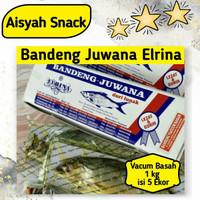 Bandeng Presto Juwana Vacum Basah 1 Kg isi 5 Ekor khas di Semarang