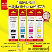 TINTA CANON Gi-790 ORIGINAL G1010 G2010 G3010 G1000 G2000 BLACK COLOR