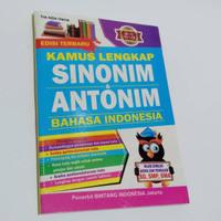 BARANG BAGUS KAMUS LENGKAP SINONIM ANTONIM BAHASA INDONESIA BARANG