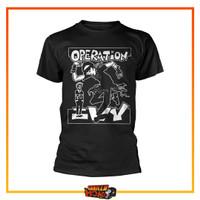Kaos Baju Punk Musik Band OPERATION IVY Gildan Softstyle PHD Skankin - M