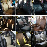 Sarung Jok Mobil Brio Otomotifku Bahan Myo Leather Terbaik Original