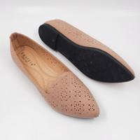 Laviola Shoes - Laviola Flat Shoes - 2860 LSF - MOCCA