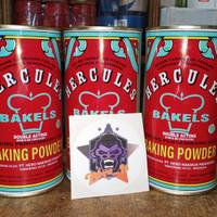 baking powder hercules 450 gram. murah.