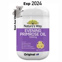 Nature's Way Evening Primrose Oil 1000mg isi 200 soft caps natures aus