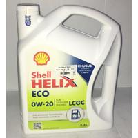 Oli Mesin Shell Helix Eco 0w-20 3.5 lt ORIGINAL -62767